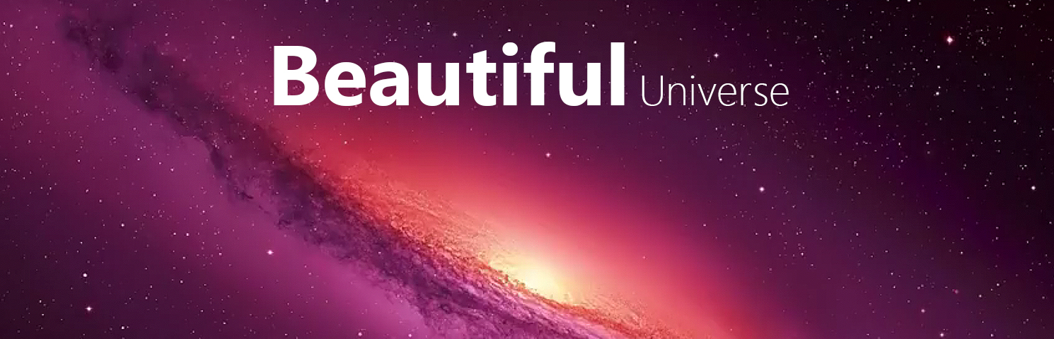 Beautiful Universe-Music of the spheres